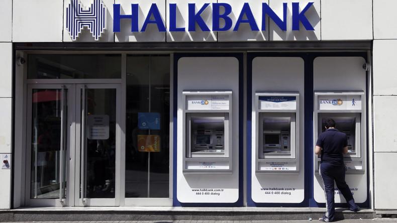 US-Gericht spricht türkischen Banker wegen Beihilfe zur Umgehung von Iran-Sanktionen schuldig