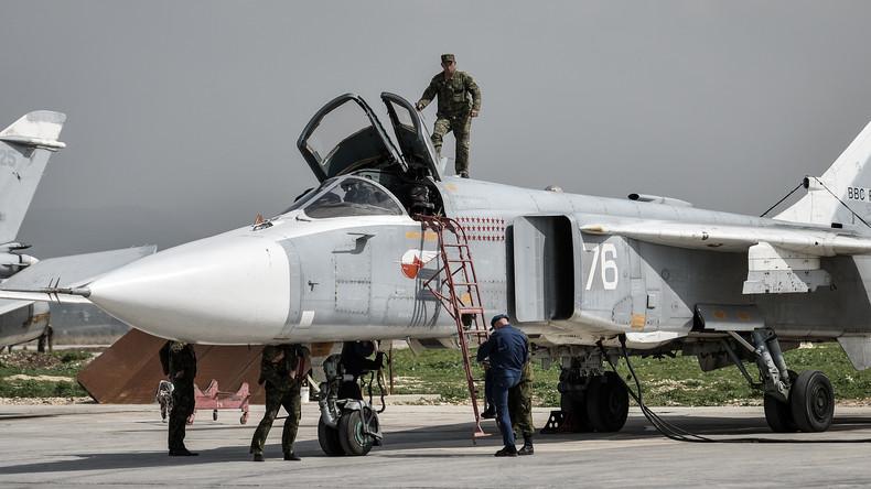 Syrien: Zwei Armeeangehörige sterben bei Beschuss auf Russlands Luftstützpunkt Hmeimim