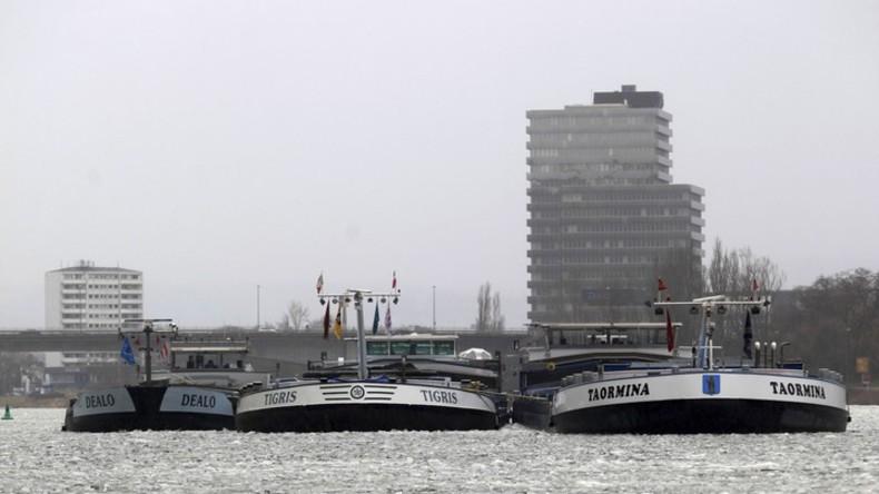 Hochwasser in Deutschland: Schifffahrt auf der Mosel eingestellt, der Niederrhein steigt weiter an