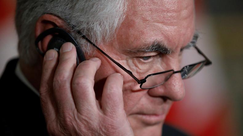 Brisanter Leak: Menschenrechte sind für US-Außenministerium Verhandlungsmasse