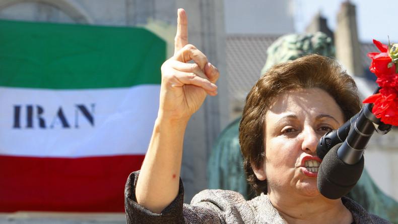 Iranische Friedensnobelpreisträgerin ruft zu weiteren Protesten auf