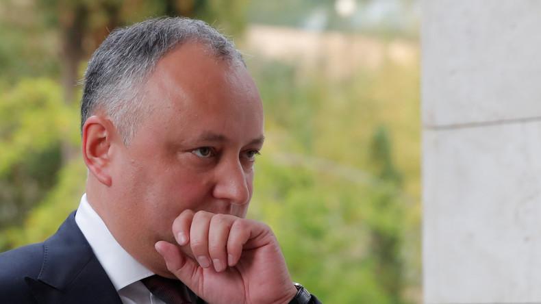 Moldau: Verfassungsgericht entzieht Präsident Dodon die Befugnisse