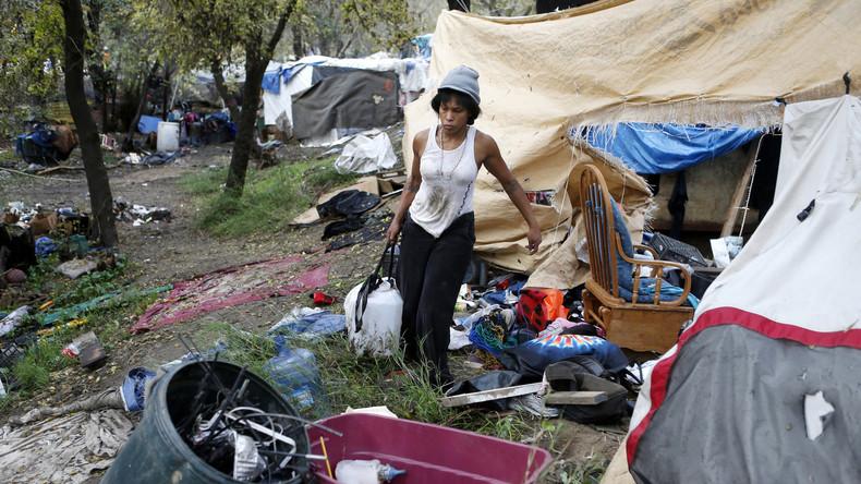 Obdachlosigkeit: Die unbekannte Seite des Silicon Valley
