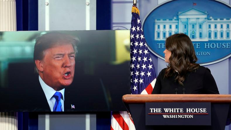 US-Verlag zieht Veröffentlichung von Enthüllungsbuch über Donald Trump vor
