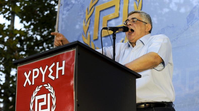 "Twitter sperrt Account von ""Chrysi Avgi"": Griechische Rechtspartei wittert Totalitarismus"