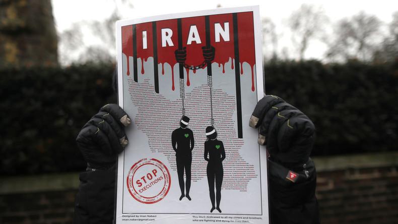 USA nutzen Iran-Proteste gegen das Nuklearabkommen