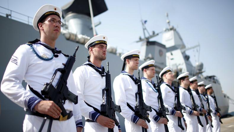 Deutsche Marine startet erneut Einsätze gegen Schleuser im Mittelmeer
