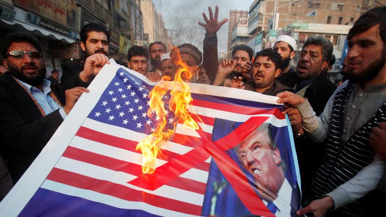 Pakistan warnt USA vor Streichung von Militärhilfen