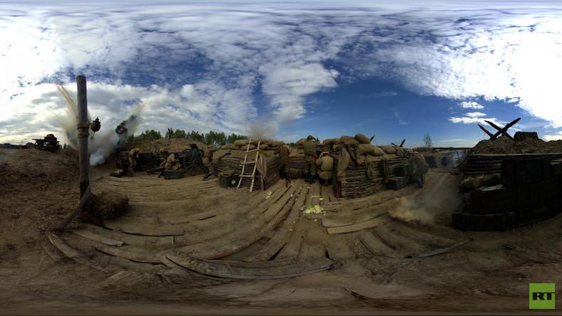 Das Jahr in 360°: Die besten Momente aus 2017 in Panorama-Ansicht