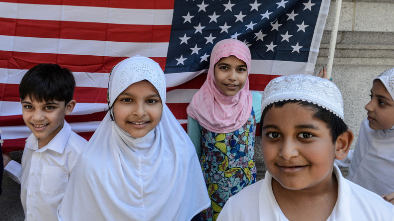 Muslime werden die Juden als zweitgrößte religiöse Gruppe in USA ablösen