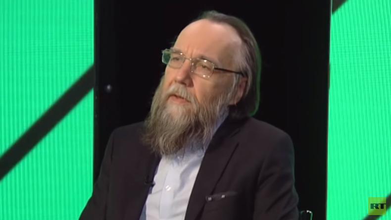 """Interview mit dem russischen Philosophen Alexander Dugin: """"Es gibt zwei Putins"""" [Video]"""