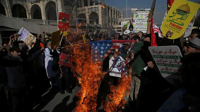 Exklusiv-Interview: Iraner wollen keine Demokratie nach US-amerikanischem Vorbild