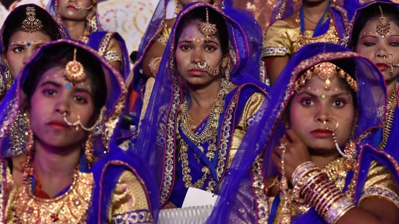 Unglücksbräutigame: Immer mehr Männer in Ostindien zur Zwangsheirat entführt
