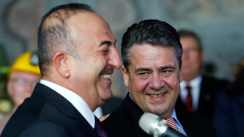 Sigmar Gabriel sagt Wiederaufnahme des strategischen Dialogs mit der Türkei an