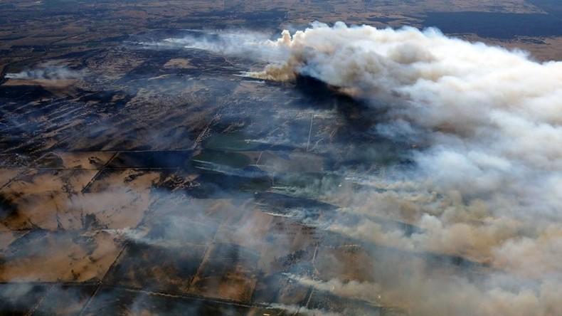 Australien rüstet sich im Kampf gegen schwere Buschbrände auf