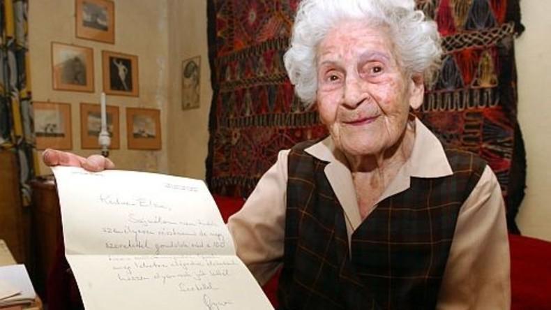 Auch Soros vor Holocaust bewahrt: Ungarische Judenretterin Brandeisz mit 110 Jahren gestorben