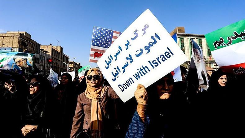 Tausende Iraner demonstrieren für Staatsführung