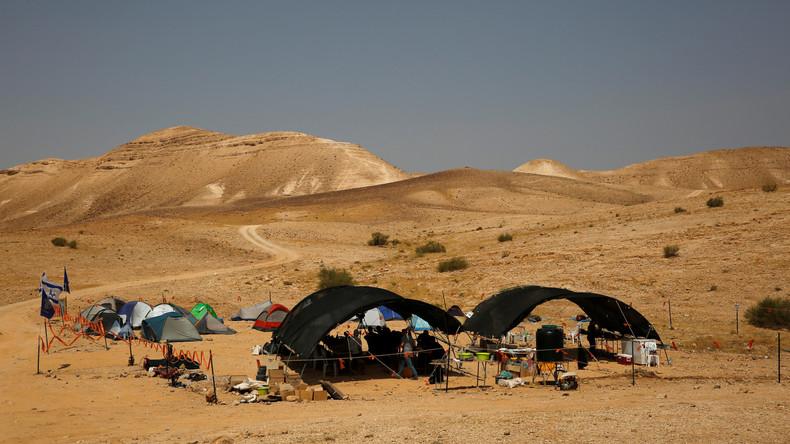 Israelische Archäologen finden prähistorische Stätte