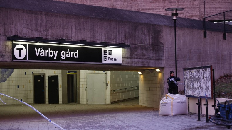 Verletzter nach Explosion in Stockholmer U-Bahn gestorben
