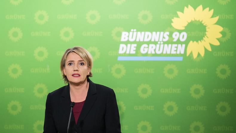 Simone Peter gibt Grünen-Vorsitz auf