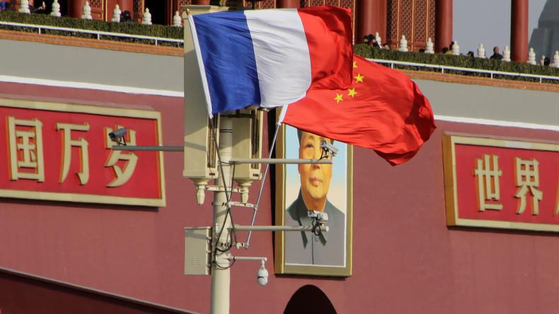 Macron in China: Frankreich setzt auf neue Seidenstraße