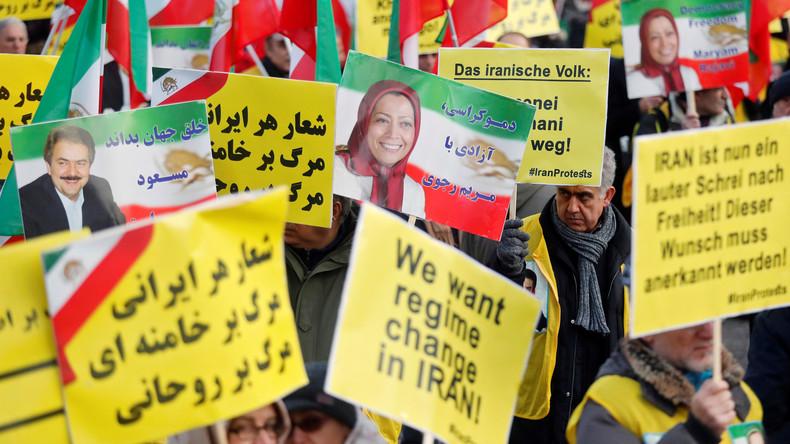 Was ist los im Iran? - Die Regime-Change-Pläne von israelischen und US-Geheimdiensten (II)