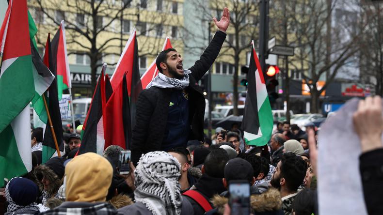 CDU und CSU wollen Zuwanderer ausweisen, die Existenzrecht von Israel in Frage stellen