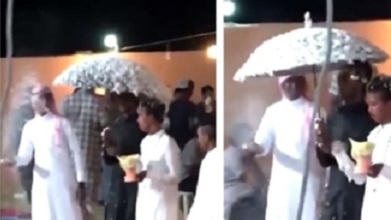 Videoclip von angeblicher Homo-Hochzeit in Saudi-Arabien sorgt für Wirbel