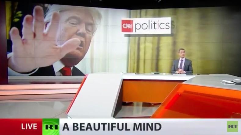 """Anti-Trump-Buch """"Fire & Fury"""" -  Zwischen Fiktion und Wirklichkeit [Video]"""