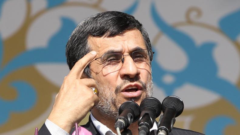 Ahmadinedschads Anwalt: Medienberichte über Festnahme waren Fake News