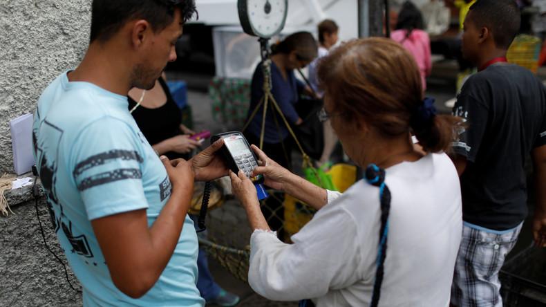 Venezuelas Parlament vermeldet Inflationsrate von über 2.600 Prozent