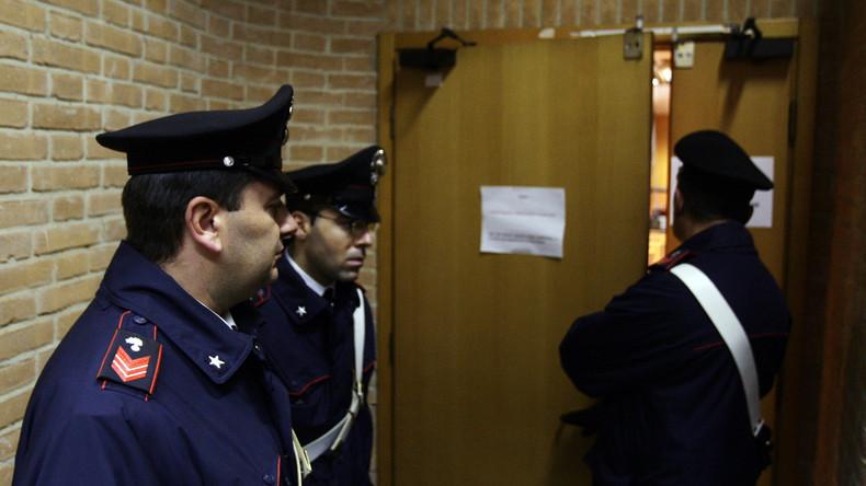 Großrazzia gegen Mafia in Italien und Deutschland - 200 Festnahmen