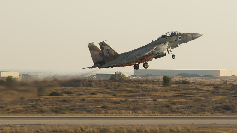 Israels Armee greift erneut Ziele in Syrien an