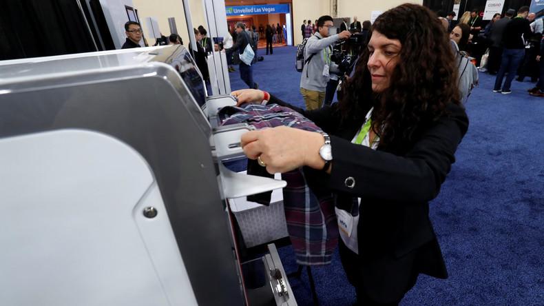 In beste Form gebracht: Neuer Roboter faltet Kleidung der Besitzer