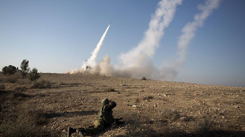 Syrien: Israelischer Angriff auf Regierungstruppen - Angeblich ein IDF-Flugzeug abgeschossen