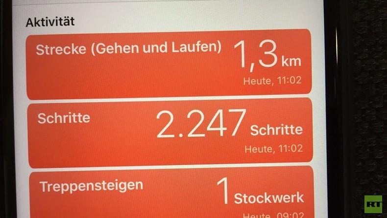"""Freiburger-Mordprozess: Wird Hussein K. durch die """"Health App"""" seines Handys überführt?"""