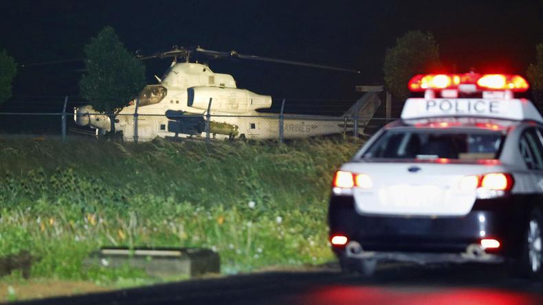 """Gouverneur Okinawas nach erneuten Unfällen durch Trunkenheit: """"US-Militär, schämt euch!"""""""