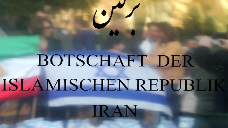 Nicht auf deutschem Boden! Deutschland warnte Iran vor Spionage gegen Israel