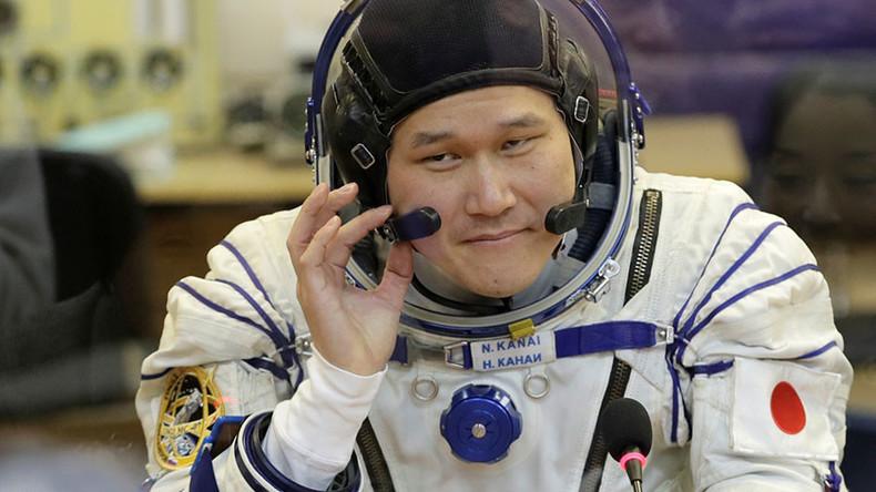 Doch nicht zu groß für das Raumschiff: Japanischer Astronaut entschuldigt sich für Fake-News