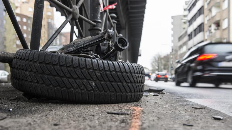 Versicherungsbetrug im großen Stil: Bande soll über 100 Autounfälle fingiert haben