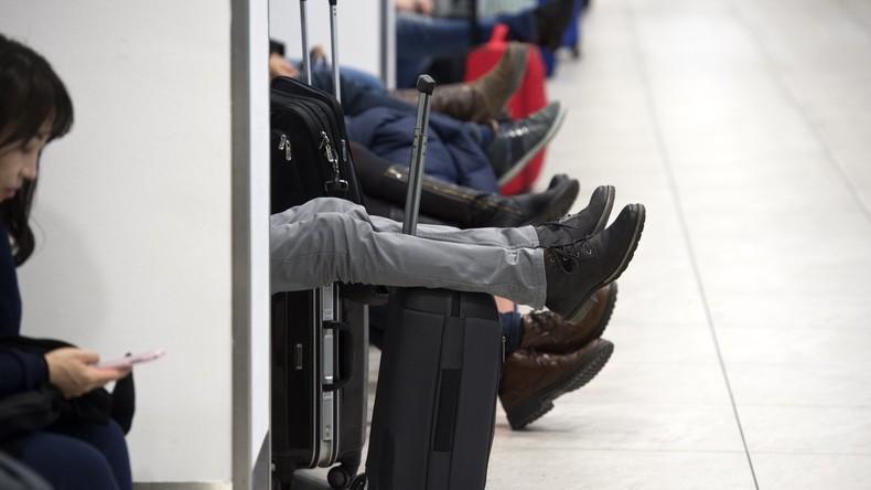 Flughafen Sofia wegen Bombenalarm evakuiert