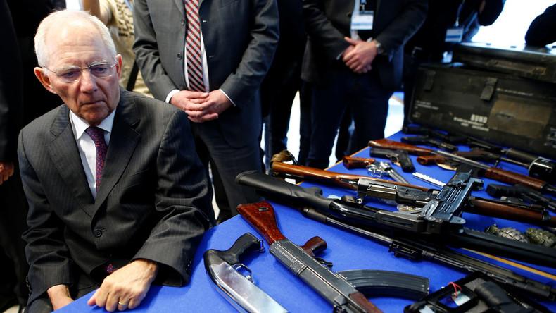Immer mehr Bürger in Deutschland bewaffnet: Änderung des Waffenrechts gefordert