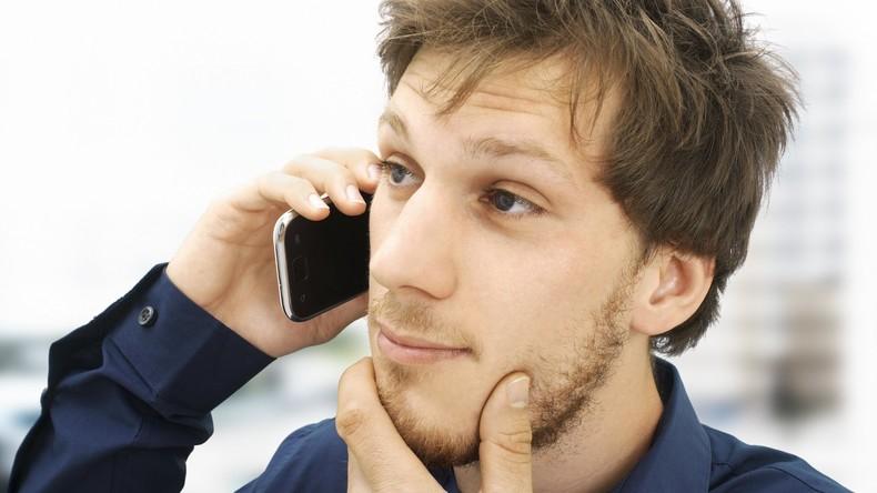 Haarige Angelegenheit: Bärte bleiben im iPhone stecken