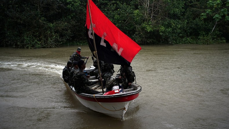 Kolumbiens Regierung setzt Friedensgespräche mit ELN-Guerilla nach Anschlag ab