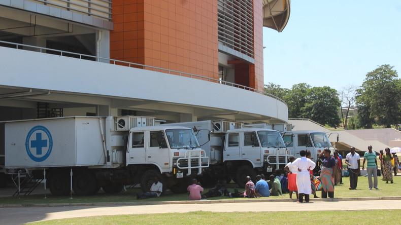 Cholera-Epidemie in Sambia: Impfung für eine Million Menschen
