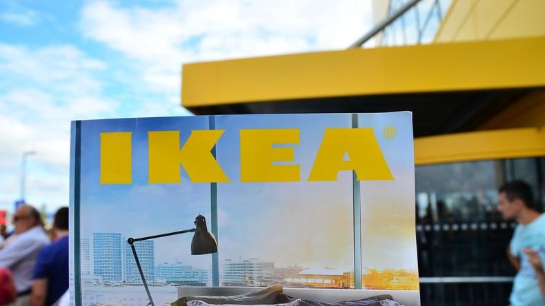 Pinkeln, um Preis zu erfahren: Ikea verwandelt Katalogseite in Schwangerschaftstest