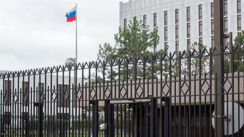 """Washington benennt Straße vor russischer Botschaft nach Kreml-Kritiker um: """"Boris Nemtsov Plaza"""""""