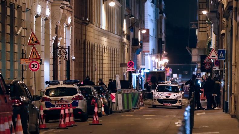 Noch vor Lichtmess abgeräumt: Bewaffnete Räuberbande überfällt Pariser Nobel-Hotel – drei Festnahmen