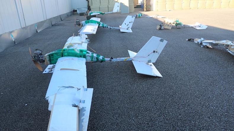 Moskau: Protürkische Rebellen für Drohnenangriffe auf russische Stützpunkte in Syrien verantwortlich
