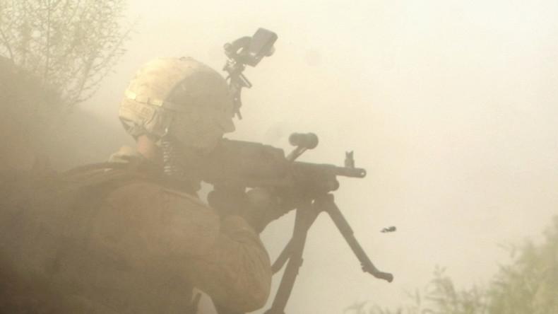 Aufruhr in Afghanistan: Video soll belegen, wie US-Soldaten wahllos auf Zivilisten schießen